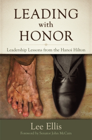 Leading with Honor book