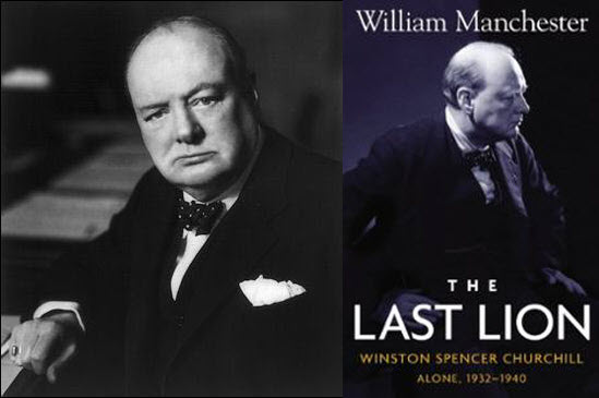 William Manchester's biography of Winston Churchill's life during the year 1932-1940.