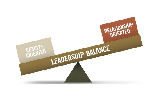 Leadership Balance - Lee Ellis