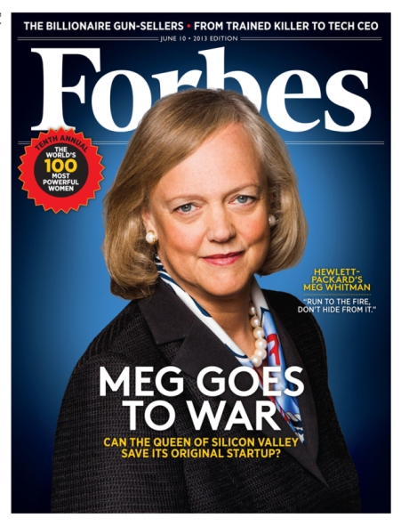 Forbes Article - Meg Whitman
