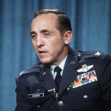 Robbie Risner - Military Photo
