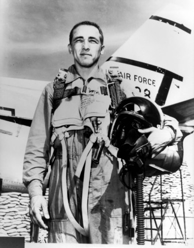 Robbie Risner - Flight Suit
