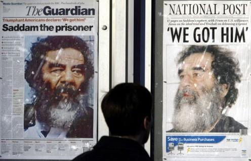 Saddam Hussein - 10th Anniversary