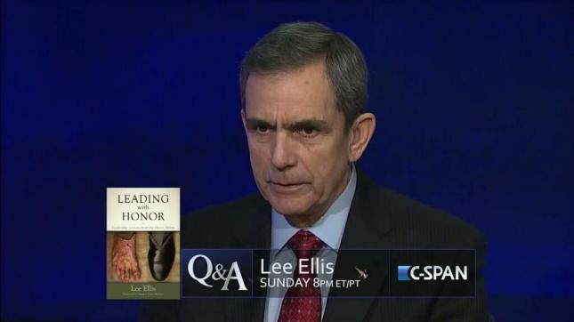 C-SPAN Lee Ellis Interview Leadership Development