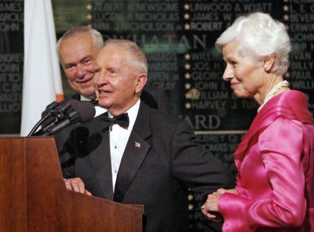 Phyllis Galanti Ross Perot