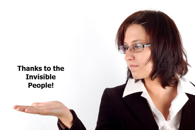 Invisible People in Leadership