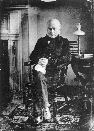 John Quincy Adams - Wiki