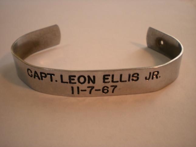 Lee Ellis - POW Bracelet