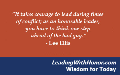 Lee Ellis - Wisdom for Today bad guy