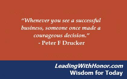 leadership wisdom lee ellis