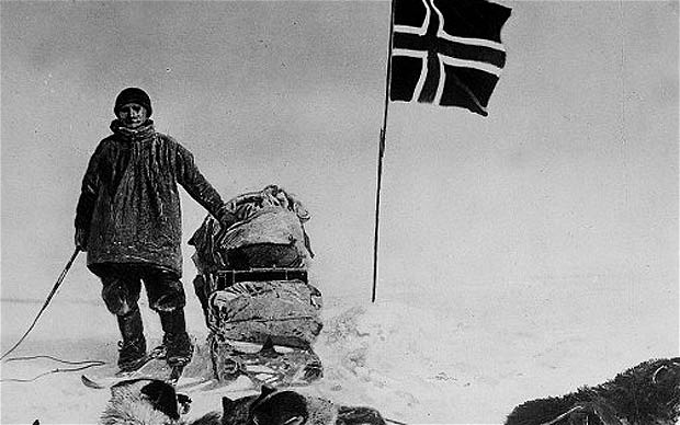 South Pole Leadership