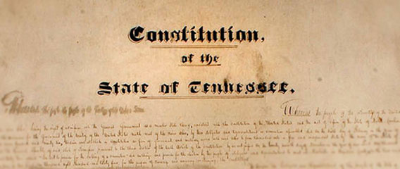 Tennesseee Constitution