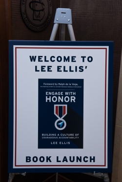 Lee Ellis Book Launch