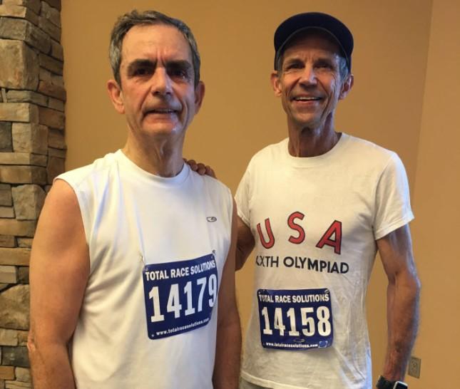Lee Ellis and Jeff Galloway